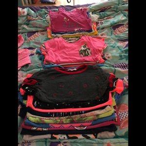 Other - Summer bundle Girls clothing SIZE 7/8